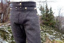 1800-tals kläder
