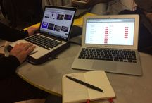 Behind the scene / Tids and bits of the UX Shop