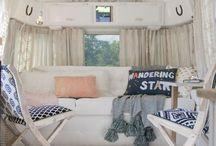 Camping caravan mobilehome