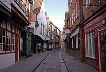 Visit England / Someday I'll go to England. :)