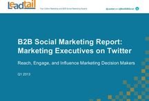 Social Media Research and Demographics / Social media marketing research, data and demographics. Includes reports, trends and best practices for digital marketers and business owners