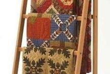 Fabric rack / by Laura Hein Eckel