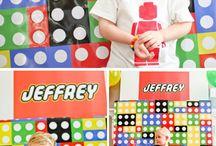 Birthday: Lego Party