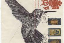 Stamp & Paper