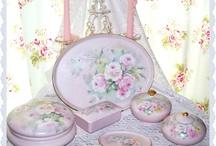 Porselein Vintage