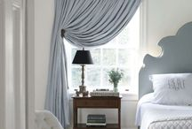 Bedroom ideas / Beds colour schemes