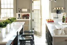 My kitchens / by Martha Stewart