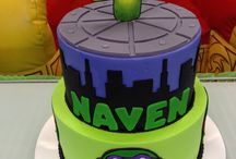 Mark's 5th birthday! / by Taren Williams