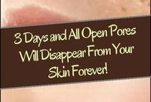 For Open pores and Skin Tightening
