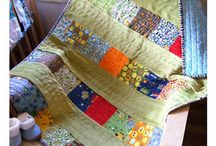 Quilting / by Kat Adamson