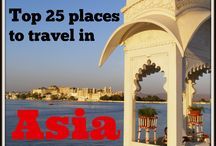 Ideas for Asia Travel / I have been addicted to travel in Asia since my first RTW trip back in 2003. After 15+ years of trips to Asia there is still so much to see!