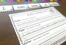 Kindergarten Lang. Arts/Reading