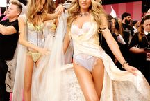 Victoria's Secret Fashion Show 2013 - Backstage