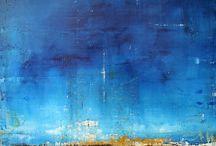 abstract landscapes / by Anita Mellish