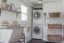 Create // Your Home // Laundry Room