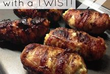 chicken recipes / by Babette Hunstable