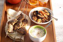 Lamb Kebabs / by Tri-Lamb Group
