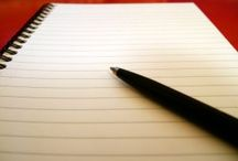 Writing - Journaling / For writers: all about journaling