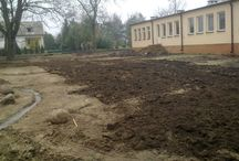 Trawnik / Piękny i zdrowy trawnik wymaga systematycznych prac pielęgnacyjnych. Trawnik można założyć poprzez zasiew lub ułożyć trawnik z rolki niemniej jednak podłoże w jednym i drugim przypadku musi być dobrze przygotowane. http://terenyzielone.wordpress.com/2014/06/19/jak-przygotowac-podloze-pod-trawnik/