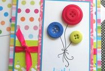 Bday cards DIY ideas
