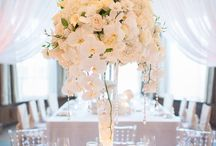 Tall centerpiece collection