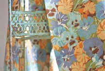 Vintage Fabrics - 1970s