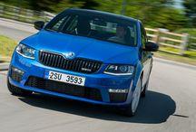 Octavia Blue RS