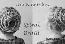 Hair tutorials by Jenni's Hairdays