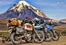 motorcykel offroad