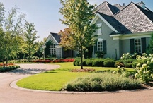 Delightful Pool and Plantings / Orono, MN