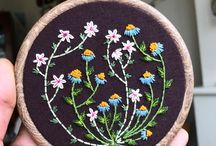 My Embroidered Art