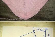 Носки и тапочки вязаные