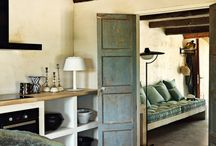 Country Spirit / Country style and design ideas for the rural home.