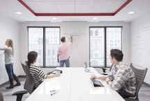 Re:Work Makeover Contest / Click the images to learn more about #ReWork, our new #makeover contest. Grand prize wins 1000 SQ FT of IdeaPaint, design and collaboration consultations, products from @HumanScaleHQ, and more! Soon, you could have a space like these -- some of our favorite IdeaPaint #workspaces.