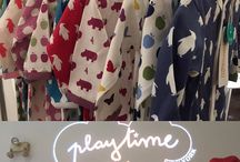 Playtime NewYork 2016 / Playtime New York is the premiere children's fashion trade show featuring a curated selection of domestic and international brands. Penguin Organics participated in February 2016 Playtime New York as one of the leading organic baby clothing brands in US.