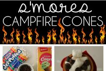 Campfire Cooking! / With summer comes camping…and the need for some yummy campfire recipes!!