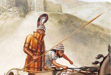 Greek-Egyptian Chariots