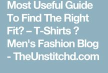 T-Shirts guide !