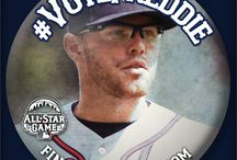#VoteFreddie / Freddie Freeman is a Final Vote candidate for the 2013 All-Star Game! Vote for him an unlimited amount of times at mlb.com/vote!