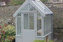 Garden storage & greenhouses