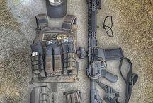 Taktisk utrustning