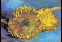 Art: Vincent Van Gogh / inspirations, artworks