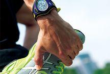 Time to Sport / Sportieve horloges en horloges om mee te sporten