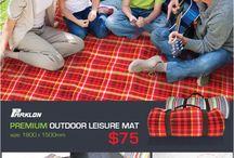 Camping Mats Parklon