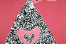 Valentine's Day Crafts / by Jackie Attaway