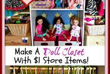 Doll Ideas / by Debbie Mosciano