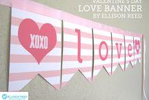 Valentine's Day / by Ellison Reed