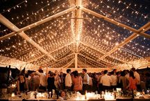 Clear tent weddings