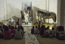 Caccia al Real Bosco di Capodimonte nel Cellaio