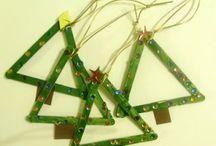 Kindergarten Christmas/Winter Crafts & Activities